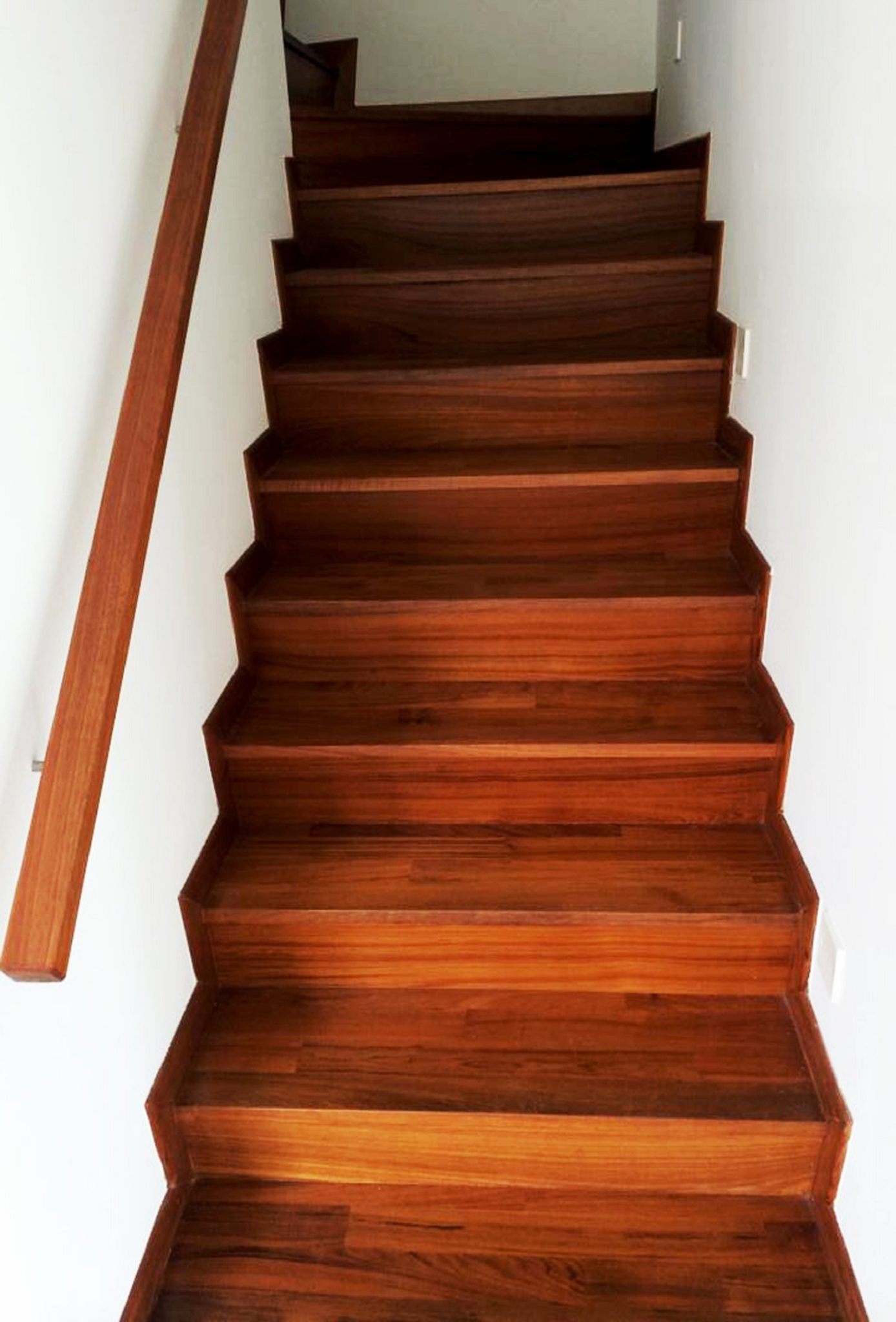 Timber Staircase Singapore Stair Handrails Treads Calvary Carpentry