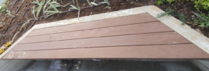 Timber benches 20