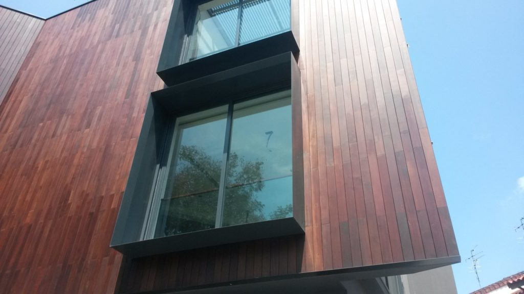 Timber Cladding Singapore Wood Cladding Roof Eaves Wall Cladding