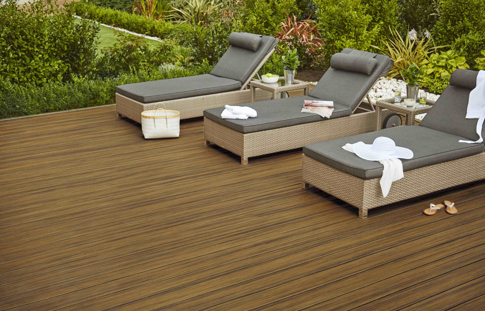 Timber decking wood decking balcony flooring singapore for Timber decking seconds