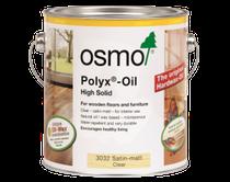 Polyx Oil Original wood varnish