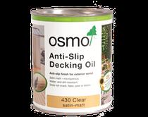 Osmo anti slip decking oil