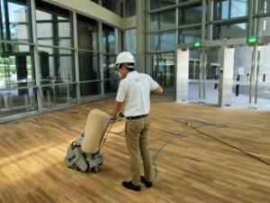 Wood Floor Maintenance